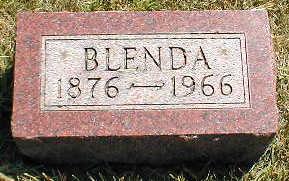 CHALLBERG, BLENDA - Boone County, Iowa | BLENDA CHALLBERG