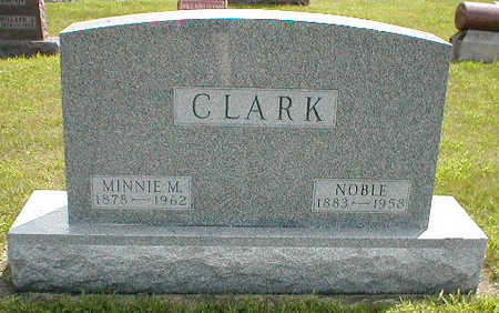 CLARK, NOBLE - Boone County, Iowa | NOBLE CLARK