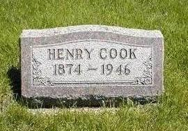 COOK, HENRY - Boone County, Iowa | HENRY COOK