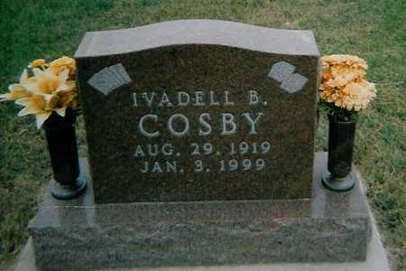 COSBY, IVADELL B - Boone County, Iowa | IVADELL B COSBY