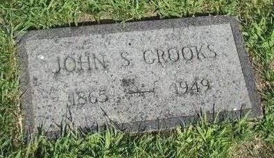 CROOKS, JOHN S. - Boone County, Iowa | JOHN S. CROOKS