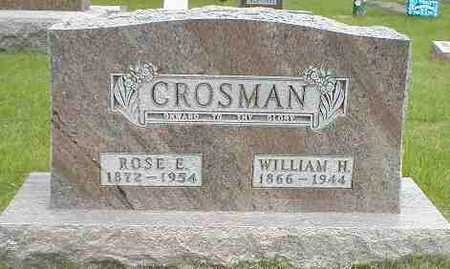 CROSMAN, ROSE E. - Boone County, Iowa | ROSE E. CROSMAN