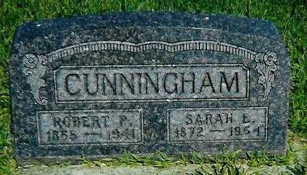CUNNINGHAM, ROBERT P. - Boone County, Iowa | ROBERT P. CUNNINGHAM