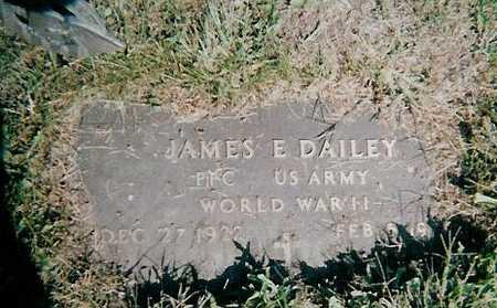 DAILEY, JAMES E. - Boone County, Iowa | JAMES E. DAILEY
