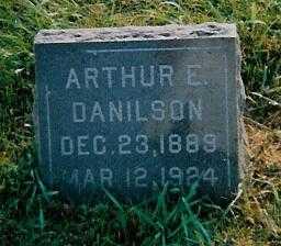 DANILSON, ARTHUR E. - Boone County, Iowa | ARTHUR E. DANILSON