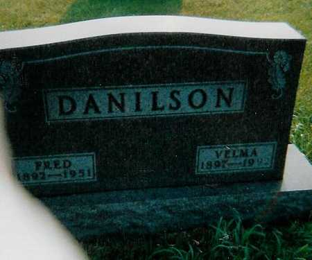 DANILSON, VELMA - Boone County, Iowa | VELMA DANILSON