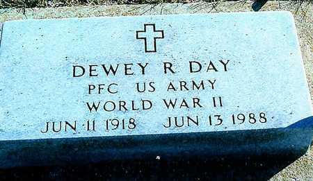 DAY, DEWEY R. - Boone County, Iowa | DEWEY R. DAY