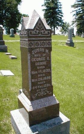 DRAKE, SUSAN M. - Boone County, Iowa | SUSAN M. DRAKE