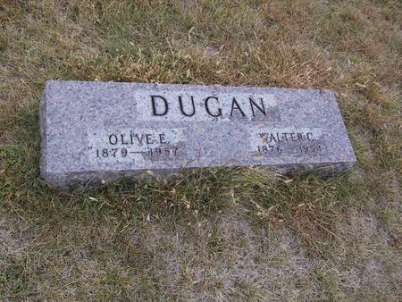 DUGAN, OLIVE E. - Boone County, Iowa | OLIVE E. DUGAN