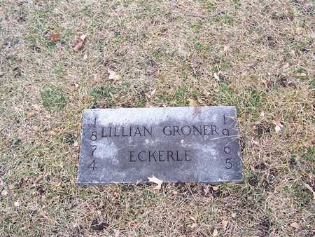 ECKERLE, LILLIAN - Boone County, Iowa | LILLIAN ECKERLE