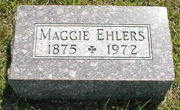 EHLERS, MAGGIE - Boone County, Iowa | MAGGIE EHLERS