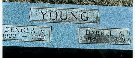 YOUNG, DARREL A - Boone County, Iowa | DARREL A YOUNG