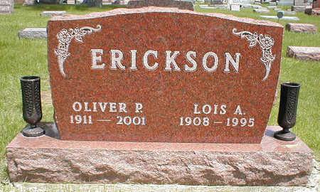ERICKSON, LOIS A. - Boone County, Iowa | LOIS A. ERICKSON