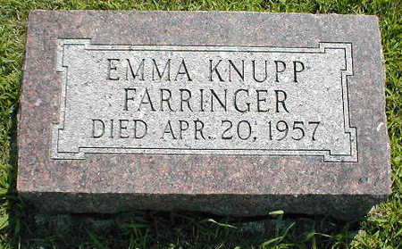 FARRINGER, EMMA - Boone County, Iowa | EMMA FARRINGER