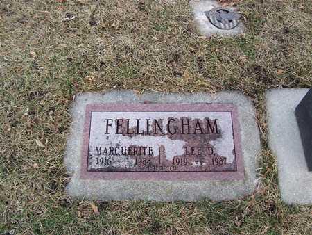 FELLINGHAM, MARQUERITE - Boone County, Iowa | MARQUERITE FELLINGHAM