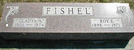 FISHEL, GLADYS A. - Boone County, Iowa | GLADYS A. FISHEL