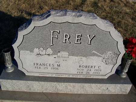 FREY, ROBERT C. - Boone County, Iowa | ROBERT C. FREY