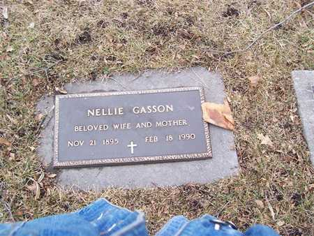 GASSON, NELLIE - Boone County, Iowa | NELLIE GASSON