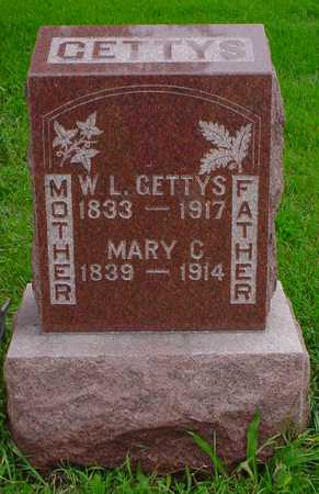 GETTYS, W. L. - Boone County, Iowa | W. L. GETTYS