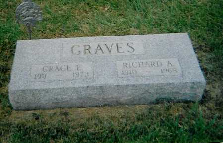 GRAVES, RICHARD A - Boone County, Iowa | RICHARD A GRAVES