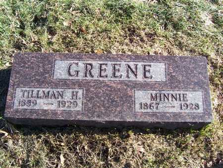 GREENE, TILLMAN H. - Boone County, Iowa | TILLMAN H. GREENE
