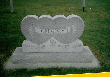 GREGORY, LORRAINE JUNE - Boone County, Iowa | LORRAINE JUNE GREGORY