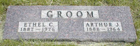 GROOM, ETHEL C. - Boone County, Iowa | ETHEL C. GROOM
