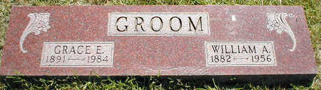 GROOM, WILLIAM A. - Boone County, Iowa | WILLIAM A. GROOM