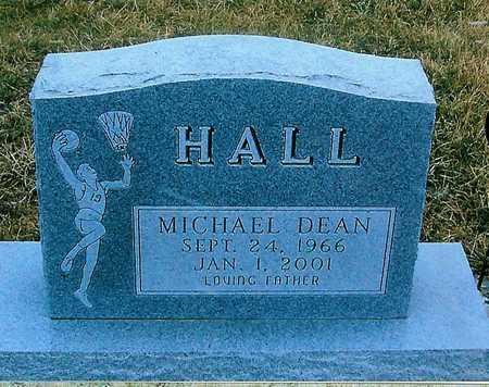 HALL, MICHAEL DEAN - Boone County, Iowa   MICHAEL DEAN HALL