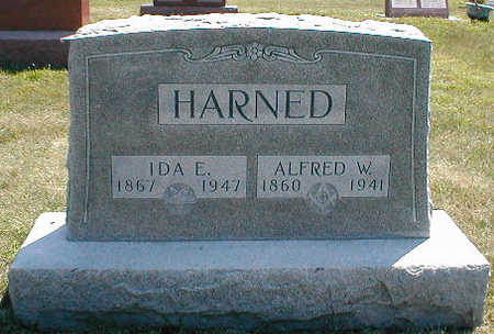 HARNED, ALFRED W. - Boone County, Iowa | ALFRED W. HARNED
