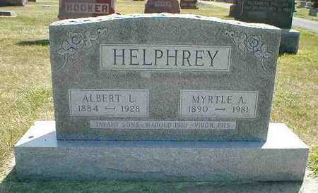 HELPHREY, VIRGH - Boone County, Iowa | VIRGH HELPHREY