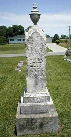 HILAND, ANDREW - Boone County, Iowa | ANDREW HILAND