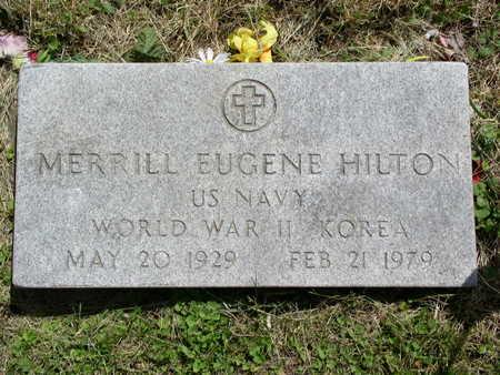 HILTON, EUGENE - Boone County, Iowa | EUGENE HILTON