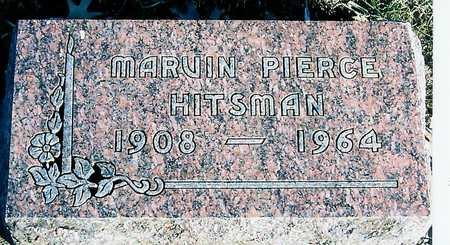 HITSMAN, MARVIN PIERCE - Boone County, Iowa | MARVIN PIERCE HITSMAN