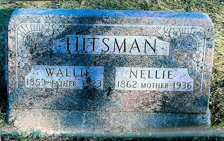 HITSMAN, WALLIE - Boone County, Iowa | WALLIE HITSMAN