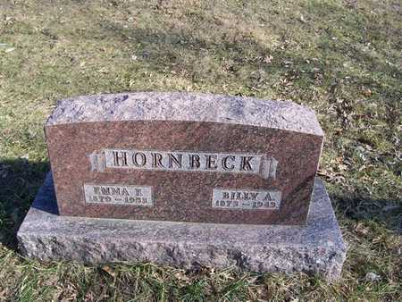 HORNBECK, BILLY A. - Boone County, Iowa | BILLY A. HORNBECK