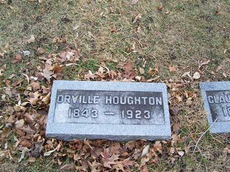 HOUGHTON, ORVILLE - Boone County, Iowa | ORVILLE HOUGHTON
