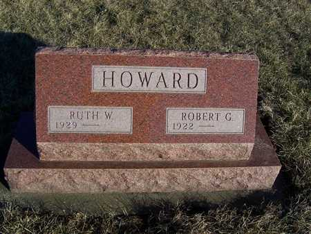 HOWARD, ROBERT G. - Boone County, Iowa | ROBERT G. HOWARD