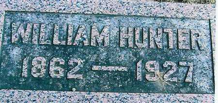 HUNTER, WILLIAM - Boone County, Iowa | WILLIAM HUNTER