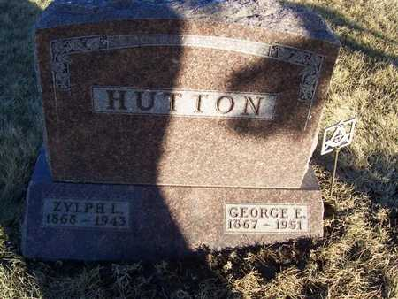HUTTON, ZYLPH L. - Boone County, Iowa | ZYLPH L. HUTTON