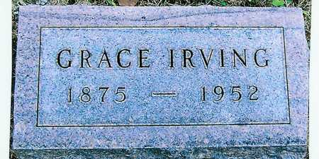 IRVING, GRACE - Boone County, Iowa | GRACE IRVING