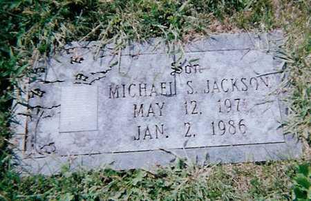 JACKSON, MICHAEL S. - Boone County, Iowa | MICHAEL S. JACKSON