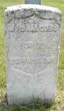 JACOBS, J.L. - Boone County, Iowa | J.L. JACOBS