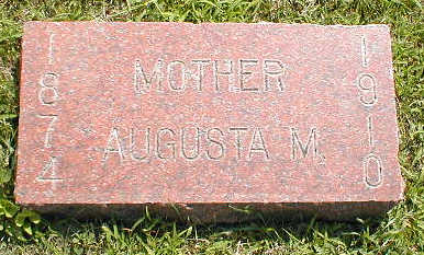 JOHNSON, AUGUSTA M. - Boone County, Iowa | AUGUSTA M. JOHNSON