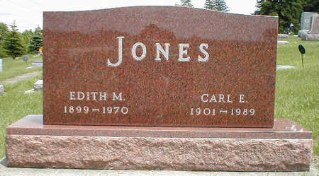 JONES, CARL E. - Boone County, Iowa | CARL E. JONES