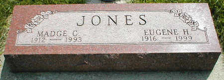 JONES, MADGE C. - Boone County, Iowa | MADGE C. JONES