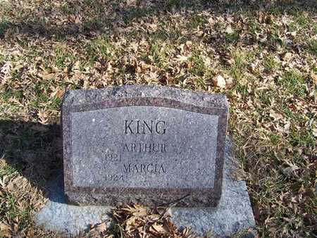KING, ARTHUR - Boone County, Iowa | ARTHUR KING