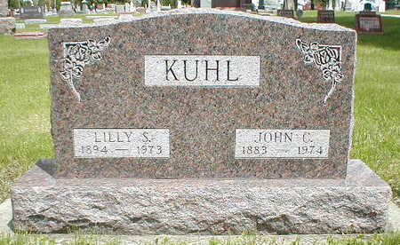 KUHL, LILLY S. - Boone County, Iowa | LILLY S. KUHL