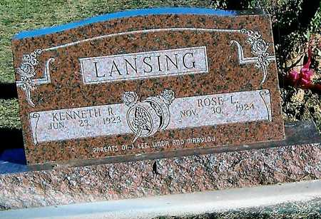 LANSING, KENNETH R. - Boone County, Iowa | KENNETH R. LANSING
