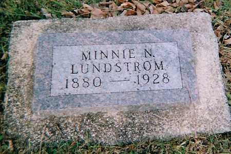 LUNDSTROM, MINNIE N. - Boone County, Iowa | MINNIE N. LUNDSTROM